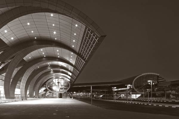 Dubai Airport, UAE